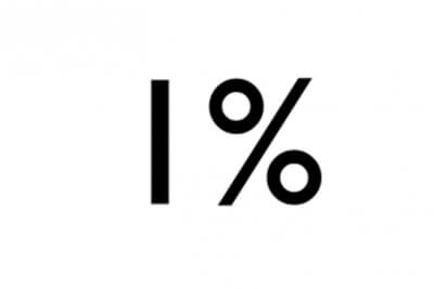 Analyzing 1%