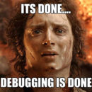Testing Vs Debugging, which do you prefer?