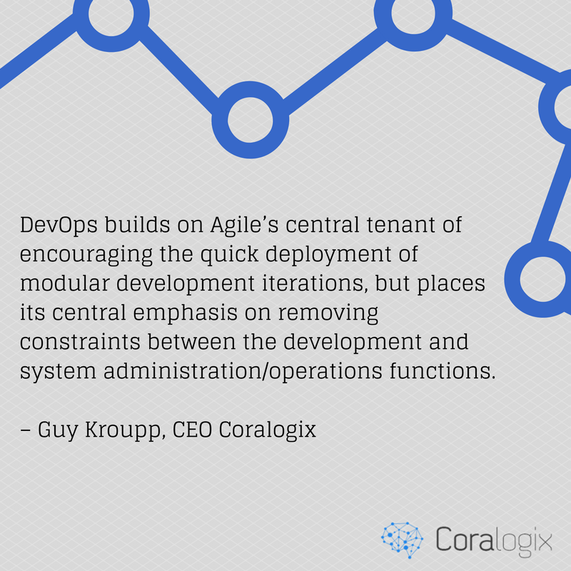 Guy kroupp on DevOps