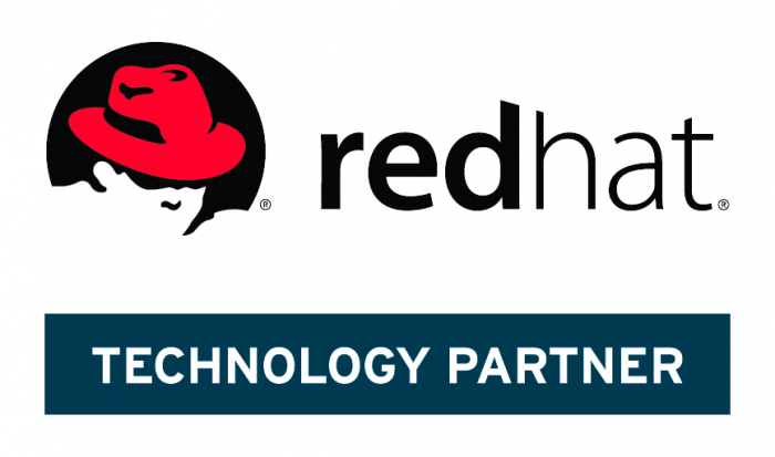 Red Hat partner badge