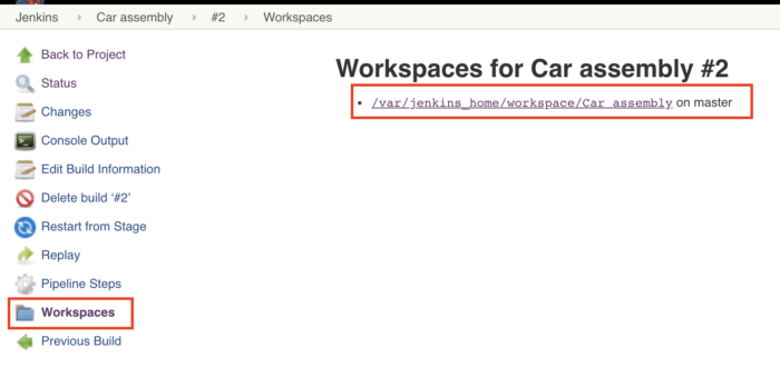 jenkins-workspace
