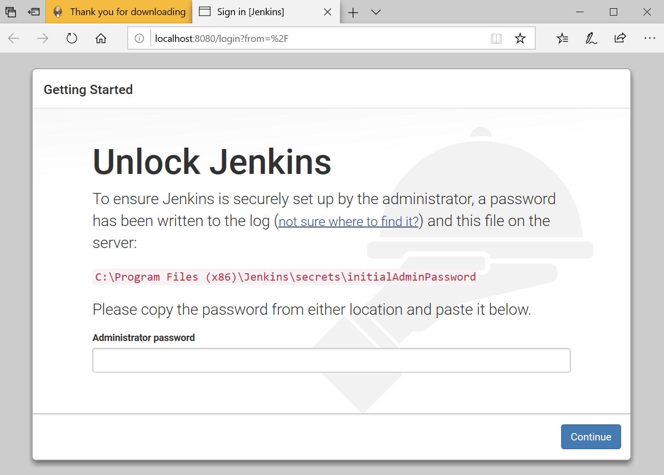 jenkins-unlock