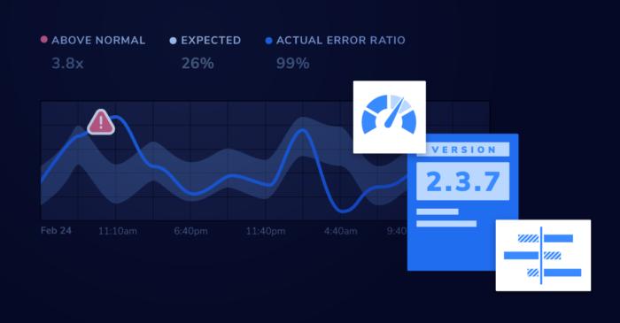 DevOps Monitoring Illustration