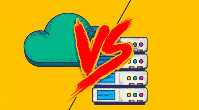 saas vs hosted comparison