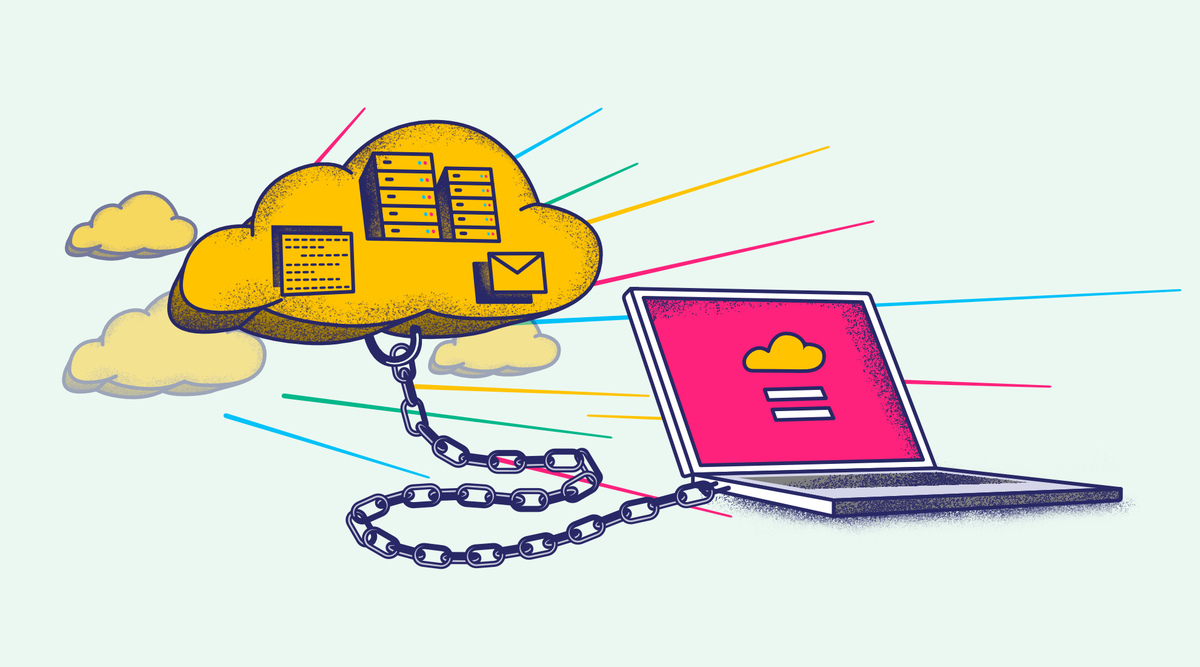 cloud vendor lock-in