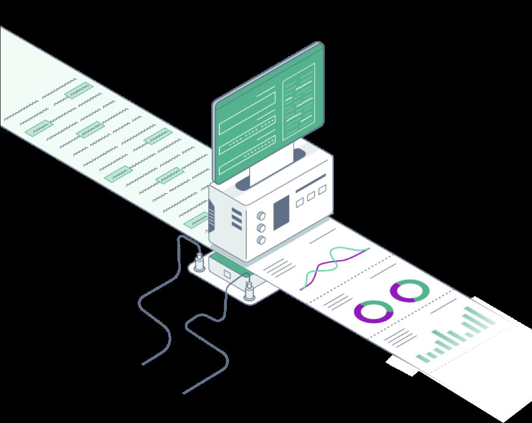 platform metrics section