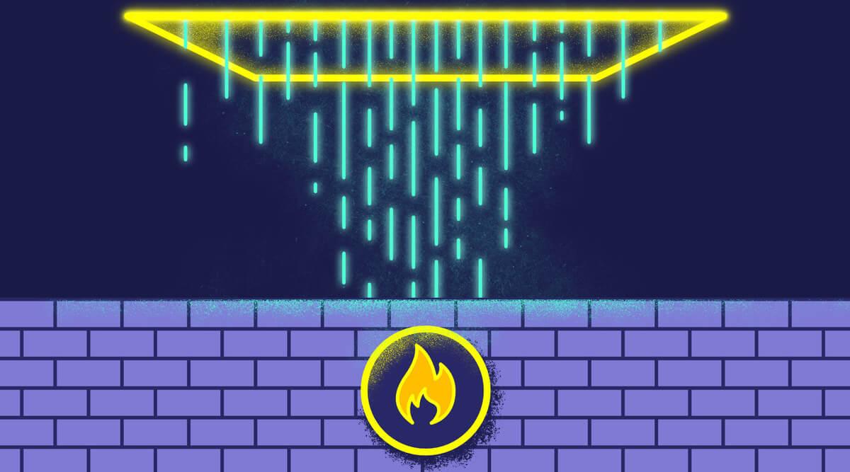 ingesting firewall logs