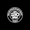 small ISO Transparent logo
