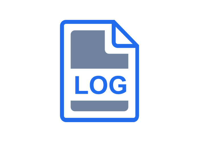logs screen meta