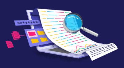 Elasticsearch Audit Graphic